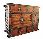 Rare Japanese Antique Tansu