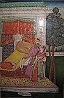 Antique Indian Miniature Painting