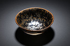 Very rare and fine Jin dynasty Cizhou partridge feather bowl perfect