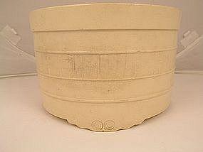 17 C large fine Dehua blanc de chine porcelain censer