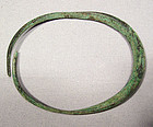 Celtic Warrior Bronze Torque Armlet Hallstatt Culture