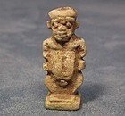 Ancient Egyptian Amulet God Pataikos Patek 664-332 BC