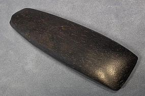 Pre-Columbian Olmec Stone Celt Axe Middle Preclassic