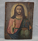 Antique 19th century Russian Icon