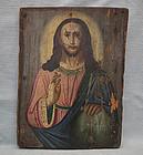 Antique 19th century Russian Icon