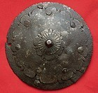 Antique 17th c Top of the Polish Hussar Karacena Helmet Szyszak