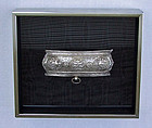 Antique Tibetan silver Apron Clasp Buckle Tibet