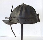Antique Polish or Hungarian Hussar�s Helmet Szyszak 17 century Poland