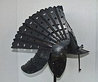 Antique Polish Hussar Winged Helmet Szyszak 17th/18th Century Poland