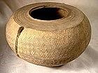 Warring States Ancient Chinese Ceramic Jar, 480-221 BC