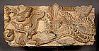 Ancient Chinese Han Dynasty Ceramic Tile