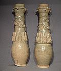 Antique Ceramic Vases Song Dynasty