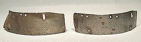 Antique Medieval Armour Armor Lames 16th century