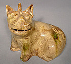 Antique Chinese Tang Dynasty Mythical Unicorn