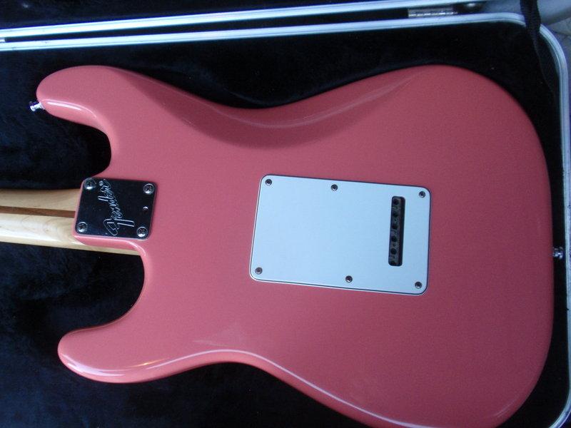 Fender Stratocaster plus electric guitar rare color