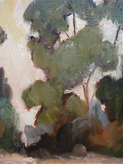 P. K. Jones California Impressionist Landscape