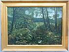 John Wright Oakes Landscape Devonshire Brook