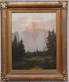 Christian Jorgensen Yosemite valley Half Dome