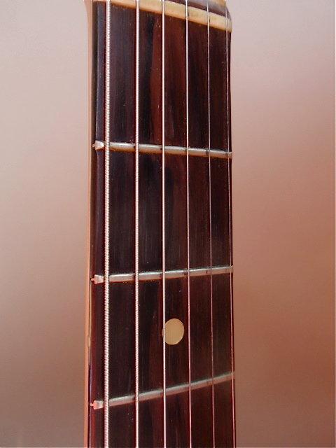 Fender Mustang electric guitar 1965 all original