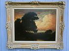 Carl Jonnevold California Impressionist Landscape
