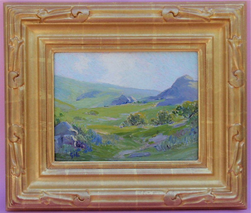 Seldon Connor Gile California impressionist