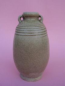 South east Asian Song Dynasty Celadon Vase