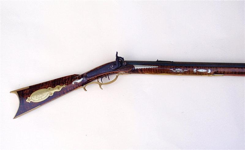 Kentucky Rifle Whitmore Wolfe Pennsylvania Tiger maple