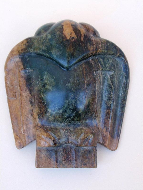 Jade bird Hung Shan culture  neolithic China