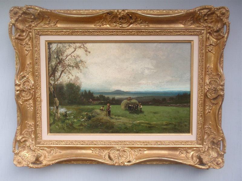 William Keith California Impressionist landscape