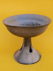 Korean Silla Dynasty Pedestal bowl  6th century