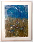 Wild Horses by Ted Waddell Oil western art