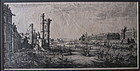 Jacque Callot etching Pont-Neuf Paris