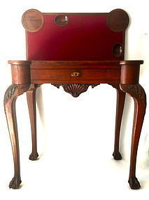 American Game Table Chippendale c.1850 Furniture