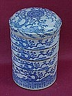 Japanese  Imari Stacking bowls Meiji period c.1910