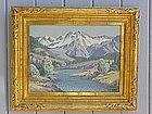 Carl Sammons Sonora Pass California impressionist art