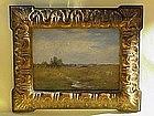 Bruce Crane N.A. impressionist landscape oil Old Lyme