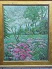 California Impressionist Landscape by Helen Glieforst