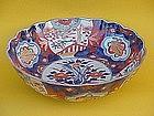 Japanese Imari bowl meiji period c. 1900