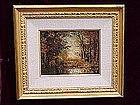 Ralph Blakelock Hudson River school landscape oil