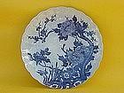 Japanese Arita Imari porcelain large bowl charger