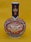 Japanese Imari porcelain large vase meiji period 1890s