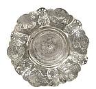 Persian Islamic Iran Silver Sterling Dish Plate Mk