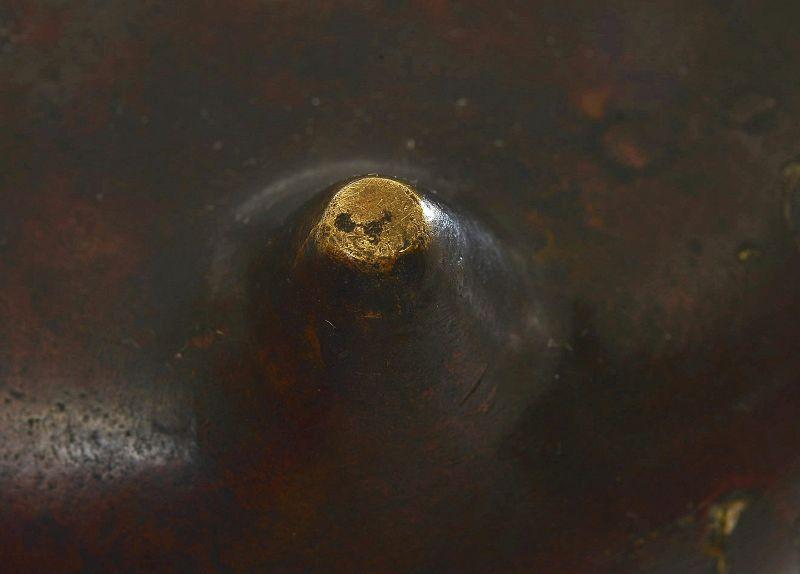 18C Chinese Bronze Tripod Censer Incense Burner Xuande Mark