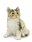 Old Japanese Studio Standing Sleeping Cat Neko Mk