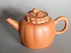 Rare Li Bang Shui Ji Yixing Teapot Qing (1644-1908)