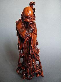 Exceptional 18th Century Chinese Huang Yang Mu Shouxing