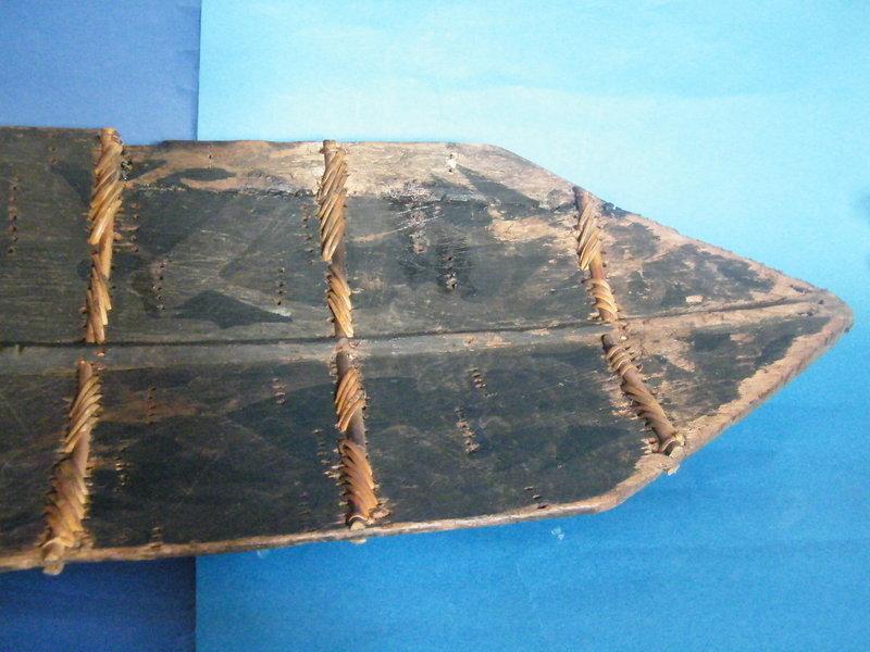 """Large Dayak """"Headhunter's"""" War Shield from Borneo, circa 1850 - 1920"""