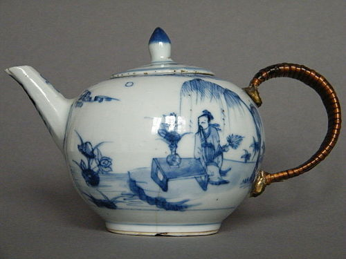 Rare Early 18C Chinese Export Porcelain 