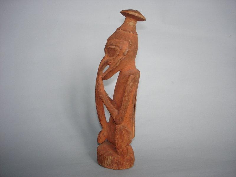Mid 20th Century Sepik River Figure - Papua New Guinea