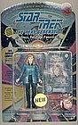 "Star Trek, TNG, Dr. Bev. Crusher 5"" figure, 3rd Series"